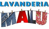 Logo de Lavanderia Malu em Bosque