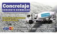 Logo de Concrelaje Concreto em Parque Beira Mar