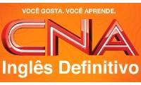 Logo de Cna Inglês Definitivo em Campo Grande