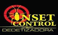 Logo de Inset Control - Dedetizadora 24 horas