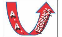 Logo de A.A.Segurança em Brotas