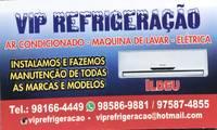 Logo de Vip Refrigeração em Centro