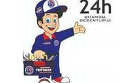 Logo de Desentupidora Triturar - 24 horas