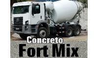 logo da empresa Concreto Fort Mix - Serviços de Bombeamento de Concreto