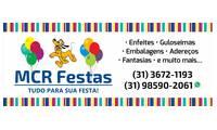 Logo MCR Festas em Córrego da Ilha