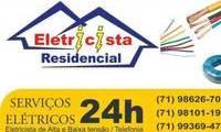 Logo de Eletricista