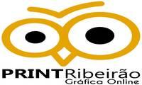 Logo de Print Ribeirão em Jardim Palma Travassos
