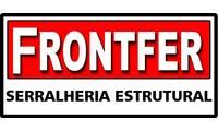 Logo Frontfer Serralheria Estrutural em Boqueirão