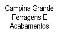 Logo de Campina Grande Ferragens E Acabamentos em IAPI