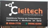 Logo de Cleitech Informática em Conjunto Morada Nova