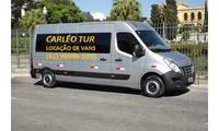 Logo Carléo Tur Locação de Vans em Pedreira