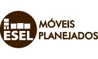 Logo de Esel Móveis Planejados & Marcenaria