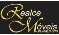 Logo de Realce Móveis Planejados em Cuniã