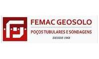 Logo de Femac Geosolo Engenharia em Pedreira