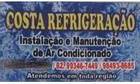 Logo de Costa Refrigeração