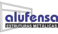Logo de Alufensa Estruturas Metálicas em Vila Rosa