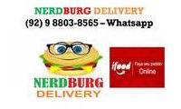 Logo Nerdburg Delivery em Gilberto Mestrinho