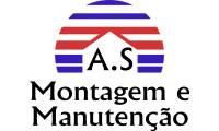 Logo de A S Montagem E Manutenções em Cidade Nova