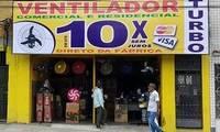 Ventilador Turbo & Tufão São Cristóvão Direto da Fábrica Há Mais de 10 Anos no Mercado em São Cristóvão
