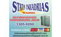 Logo de Status Esquadrias de Alumínio em Cajazeiras