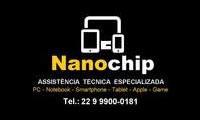 Logo de Nanochip Assistência Técnica Notebook celular iphone computador tablet dell hp positivo em Parque Rosário