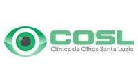 Logo de COSL - Clínica de Olhos Santa Luzia em Venda Nova
