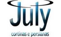 Logo de July Cortinas Indústria Comércio Confecções em Boqueirão