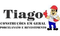 Logo de Tiago Construções em Universidade