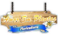 Logo Amor em Plantas Floricultura em Park Way