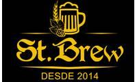 Logo de St. Brew Bar Cervejaria em Jardim Chapadão