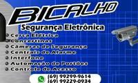 Logo de Bicalho Segurança Eletrônica em Mariana