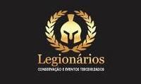 Logo de legionários conservação e eventos terceirizados em Suzana