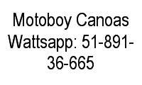 Logo de Motoboy Canoas Wattsapp: 51-891-36-665 em Guajuviras