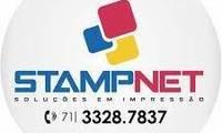 Logo de Stampnet em Dois de Julho