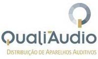 Logo de Qualiaudio em Boa Vista