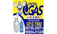 Logo de Central Gás em Valentina de Figueiredo