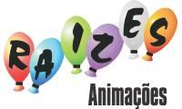 Logo de Raízes - Animações de Festas em Maracangalha