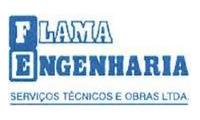 Logo de Flama Engenharia Serviços Técnicos E Obras em Chácaras Campos dos Amarais