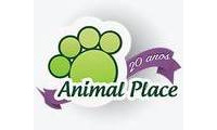 Logo de Animal Place Pet Shop em City América