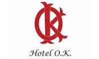 Logo de Hotel O.K. em Centro