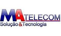 Logo SLZ-MA Telecom em COHAB Anil IV