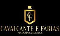 Logo Cavalcante e Farias Advogados em Campo Grande