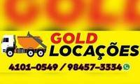 Logo de Gold Locações em Ipiranga