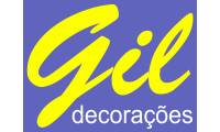 Logo de Gil Decorações em Parque Paulista
