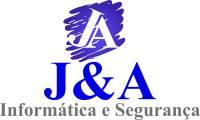 Logo de J&A Informática E Segurança em Caladinho
