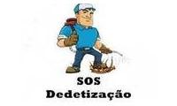 Logo de SOS Dedetização