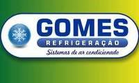 Logo de Gomes Refrigeração Sistemas de Ar Condicionado em Rodoviário