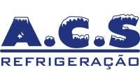 Logo de Acs Refrigeração -Me