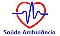 Logo Saúde Ambulância - UTI Móvel