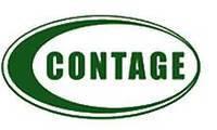 Logo de Contage em Jardim Anchieta